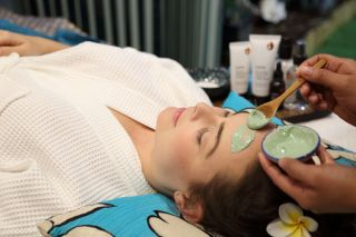 Facial Treatment at Blue Sky Thai Massage Newtown Sydney