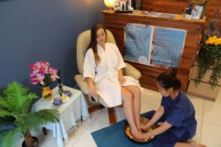 Foot Reflexology Massage at Blue Sky Thai Massage Newtown Sydney