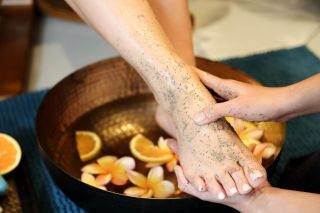 Foot Spa & Scrub at Blue Sky Thai Massage Therapy Newtown Sydney