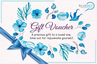 Buy Blue Sky Gift Voucher Online at Blue Sky Thai Massage Therapy Newtown Sydney