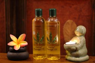 Hippy Hemp Oil Massage at Blue Sky Thai Massage Newtown Sydney