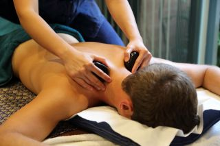 Sport Massage With Boxing Oil at Blue Sky Thai Massage Newtown Sydney